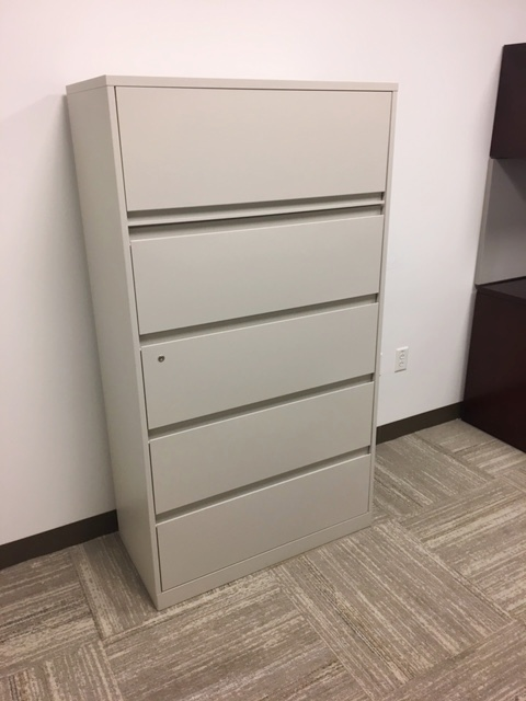 5 Drawer Lateral 36″W