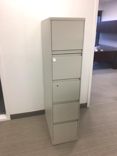 Vertical Letter Size File Cabinet