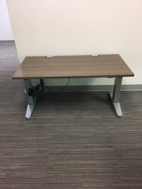 46″x 23″ Electric Sit/Stand Tables