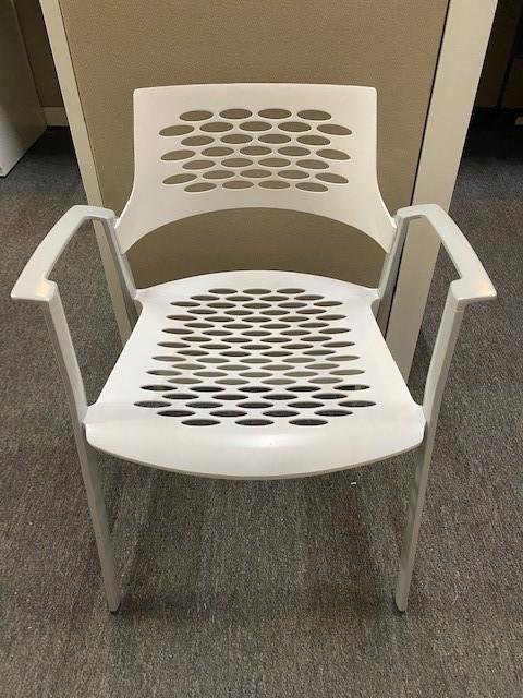 Metal Breakroom Chair
