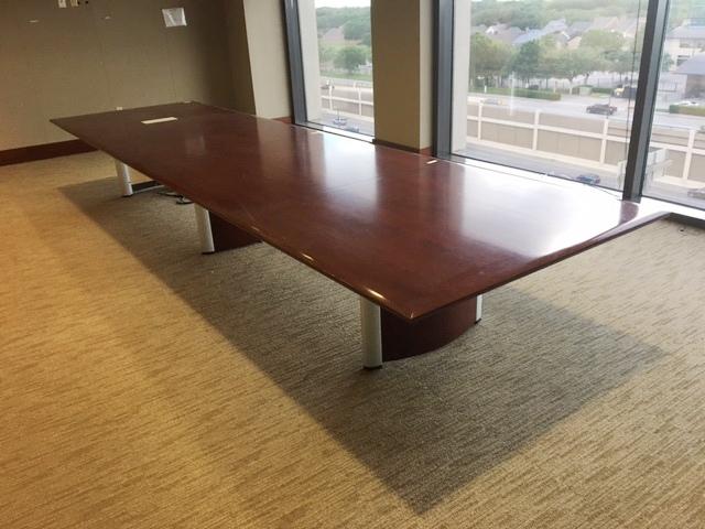 18′ X 5′ Boardroom Table