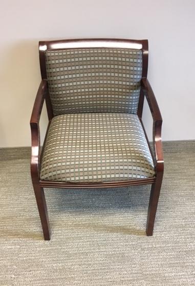 Hon Wood Frame Guest Chair