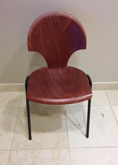 Wood Breakroom Chairs