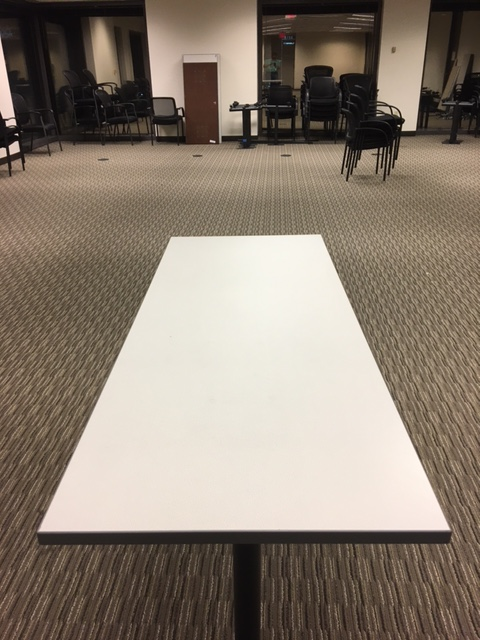 59″ X 23″ Mobile Training Tables