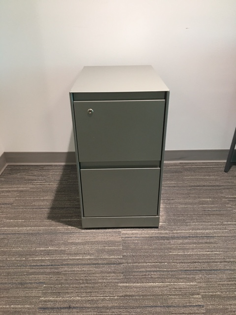 File/File Mobile Pedestal