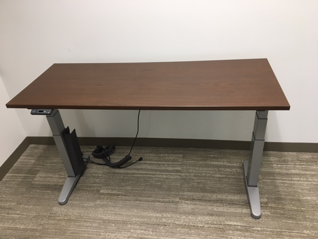 Electric Sit/Stand Desk-3 Sizes