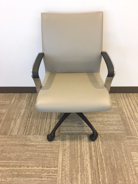 Coalesse Leather Conference Chair