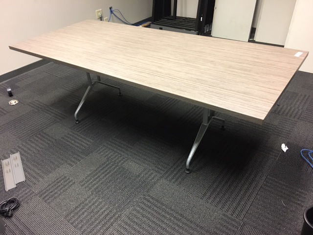 7′ X 3′ Table