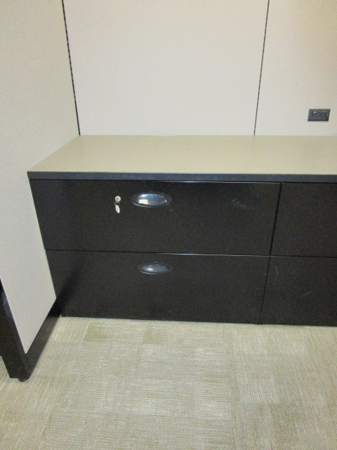 2 Drawer 36″W Lateral